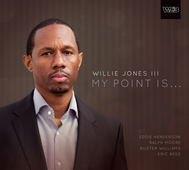Willie Jones 3, My Point Is