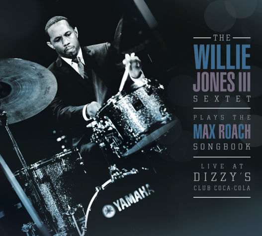 Willie Jones 3, Plays The Max Roach Songbook